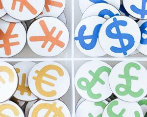 通貨ペアの設定